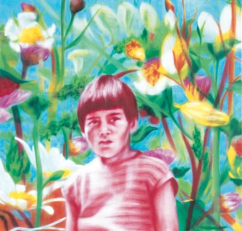 Daniel 115 x 120 cm