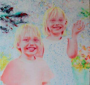 Knuckers 115 x 120 cm 2015