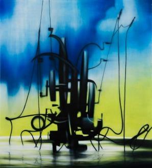 Maestoso, 190 x 170 cm, 2008/09