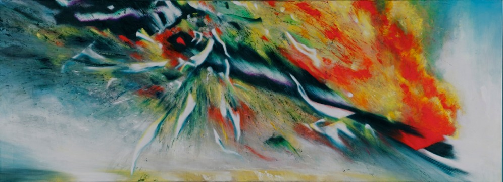 Flamboyant 80 x 220 cm