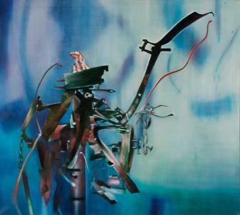Kassandra, 170 x 190 cm, 2011/12