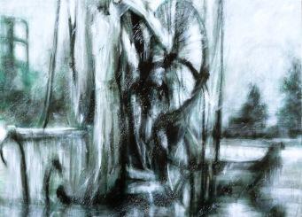 Grave, 145 x 200 cm, 2004/05