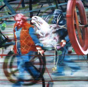 Tingsallerdings, 190 x 190 cm, 2004/05