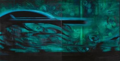 Hannibal 1990, 170 x 330 cm, 2008/09
