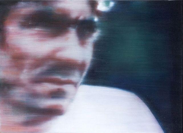 Jean Tinguely, 55 x 75 cm, 2009