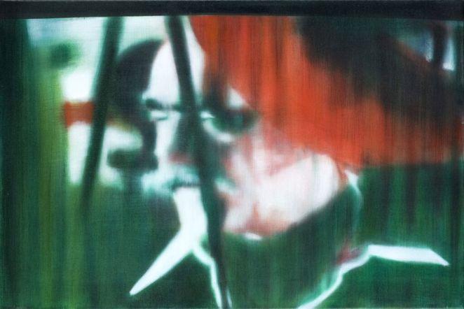 Ting'cha nr 1, 54 x 81 cm, 2009